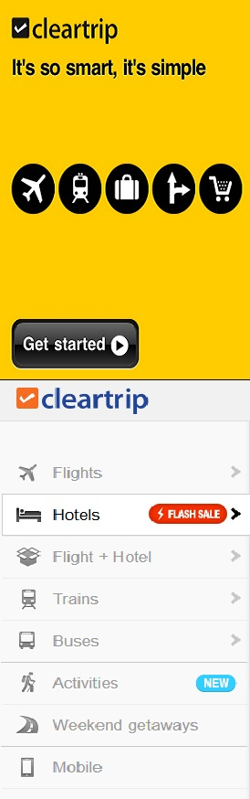 CLEARTRIP TRAVEL