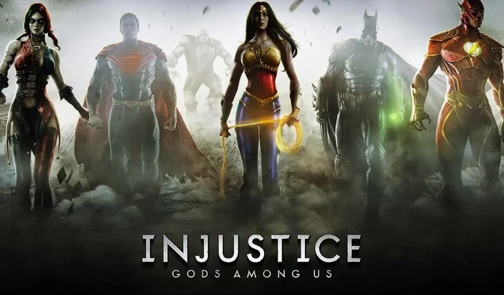 Injustice: Gods Among Us v2.2.1 Mod [Unlimited Gold]