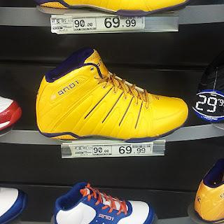 Zapatillas AND1 en Oteros Sport
