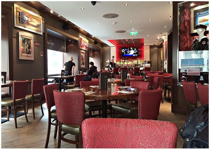 Hardrock Cafe Vienna