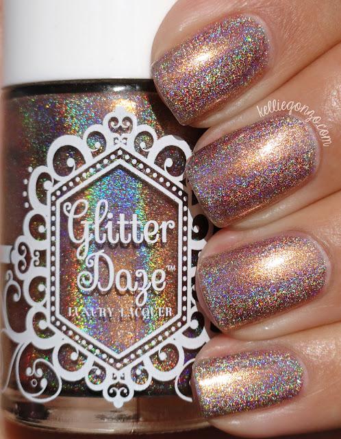 GlitterDaze Rosé On Ice