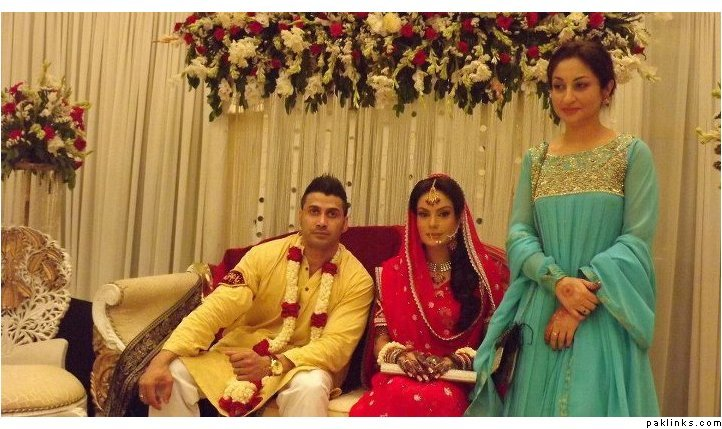 Sadia Imam's Wedding Photos