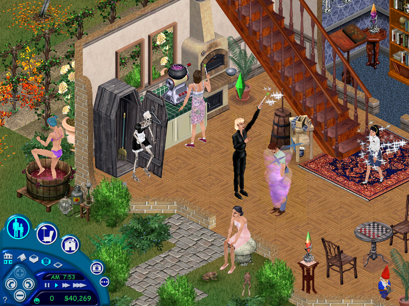 Screens Zimmer 4 angezeig: download game the sim 3