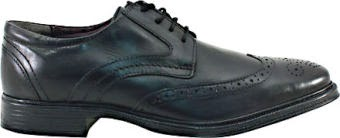 Nunn Bush Van Buren Lace Up Wing Tip Dress shoe