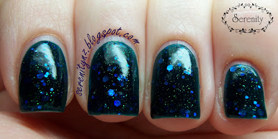 Pahlish Moats Boats Waterfalls Swatches