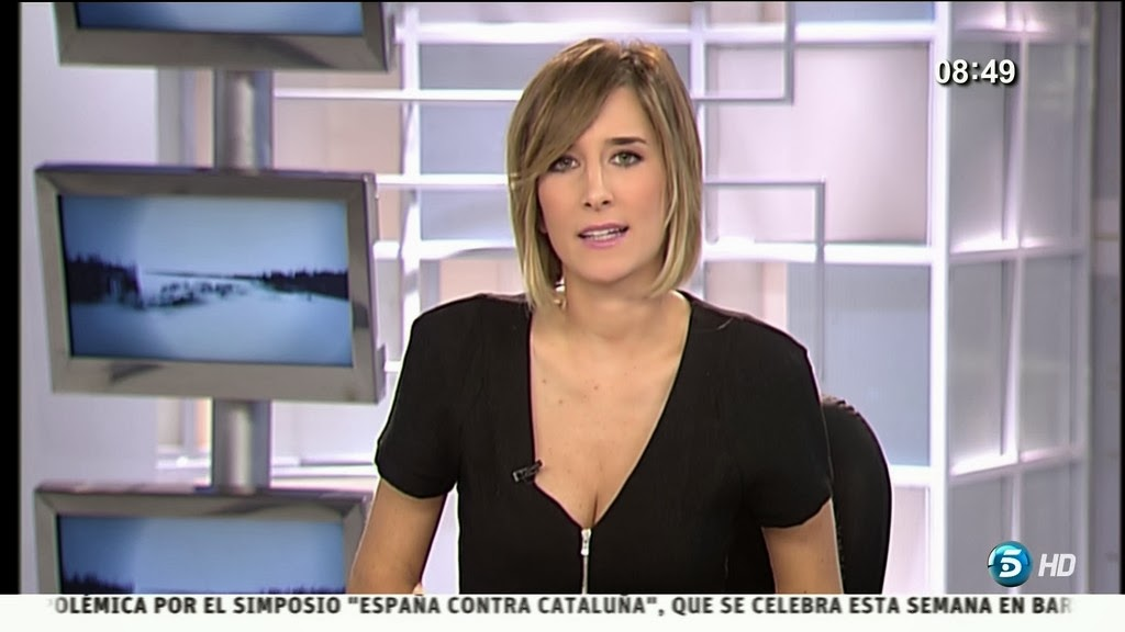 ANE IBARZABAL, INFORMATIVOS TELECINCO (10.12.13)