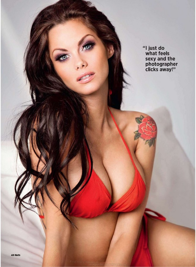 Jessica Jane Clement October 2011