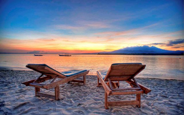 Main ke sini yuk (Gili Trawangan, Lombok)