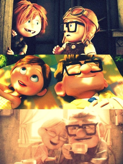 Up movie carl and ellie - Fotos pelicula up ...