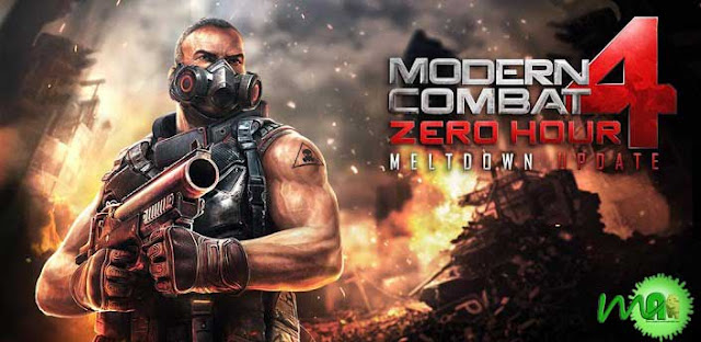 Modern Combat 4: Zero Hour 1.1.5 apk-data