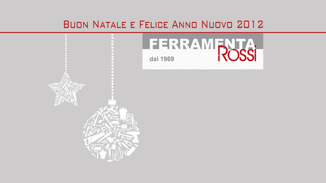 Ferramenta Rossi - Sito Internet - Flash Intro - Natale