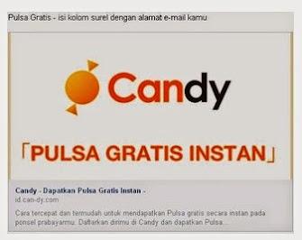 Pulsa Gratis Khusus Untuk Pengguna No. Indosat, XL dan Telkomsel
