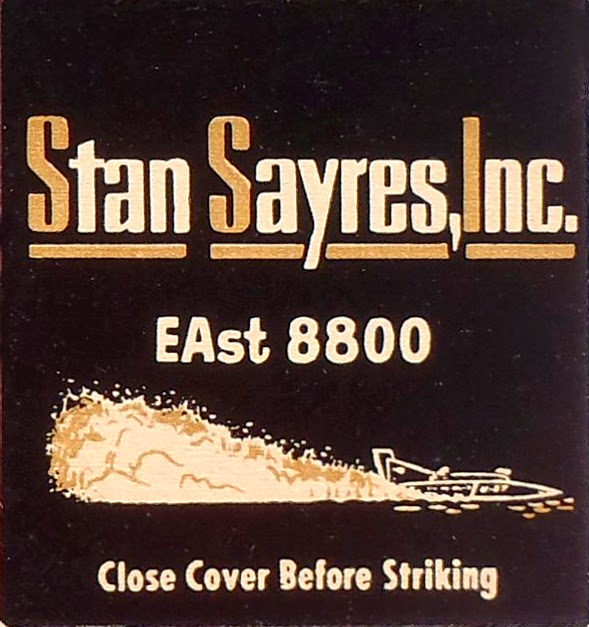 Seattle Ephemera: Stan Sayres, Inc. Chrysler-Plymouth