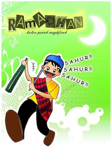 Pantun Sahur