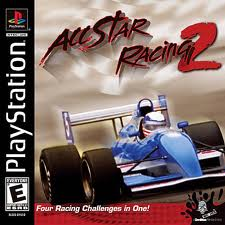Download - All-Star Racing 2 - PS1 - ISO