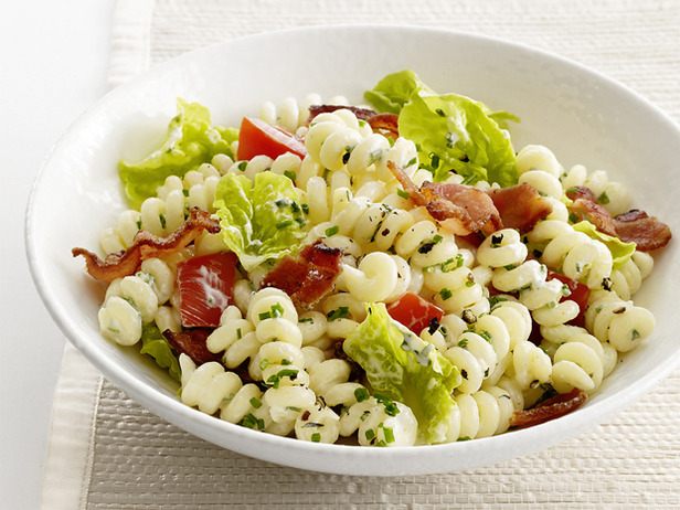 BLT Pasta Recipe — Dishmaps