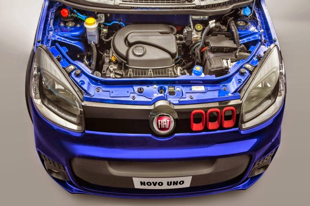 carros novos mais baratos Fiat Uno 2015