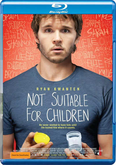 Not Suitable for Children (2012) BluRay 720p 600Mb Mkv