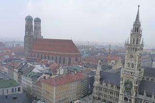 Catedral y Nuevo Ayuntamiento.