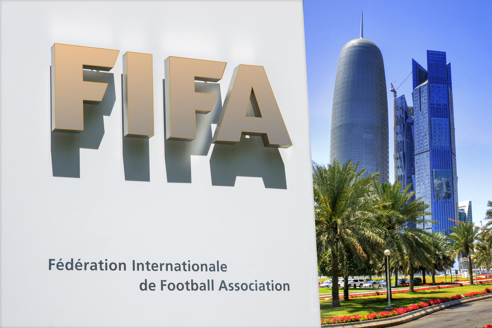 FIFA relocated its headquarters to Qatar
