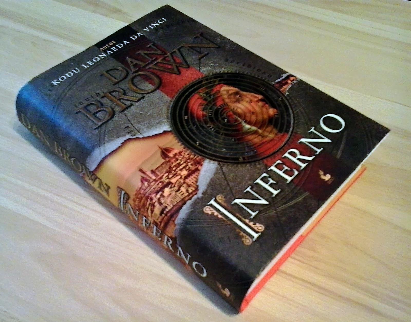 Książka - Inferno - Dan Brown