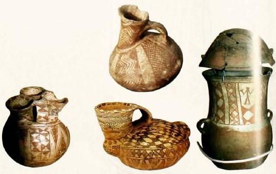 Piezas de cer mica precolombina referentes de el hallazgo for Que es ceramica