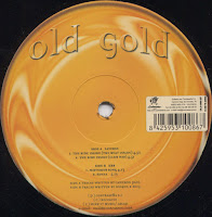 Layizon  K.R.B. - Special Old Gold EP (Vinyl, 12'' 2002)(Old Gold) drony_dj