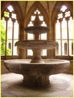 Monasterio de Maulbronn - Capilla de la Fuente