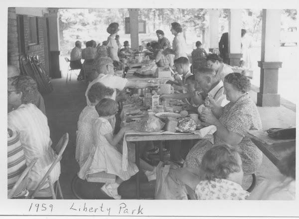1959 Liberty park reunion