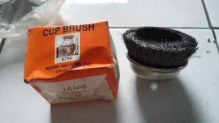 Jual Cup Brush King - Jual Cup Brush Bekasi - Harga Cup Brush Murah