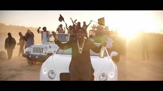 Jeezy - Gold Bottles [Vídeo]