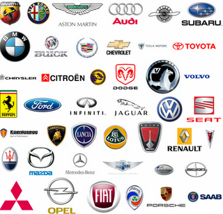 List Of Car Brands >> Car Logos And Brands Latest Auto Logo
