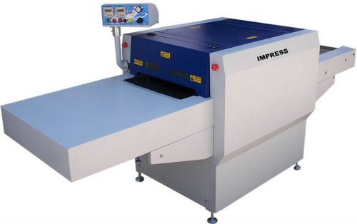 Continuous Fusing Press Machine
