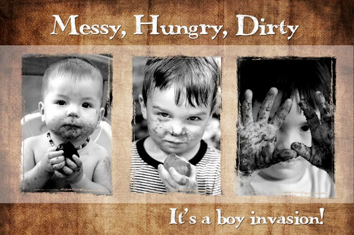 Messy, Hungry, Dirty