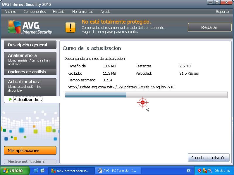 Antivirus Avg Completo En Espanol