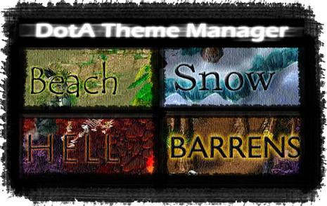 Dota Theme Manager v4