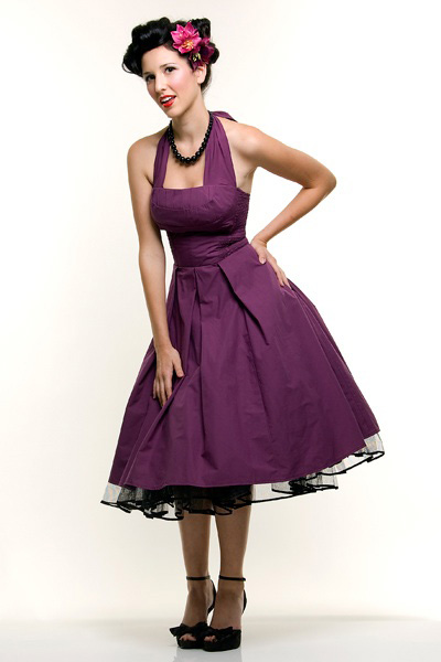 The atomic boutique retro rockabilly pinup clothing for Vintage pin up wedding dresses