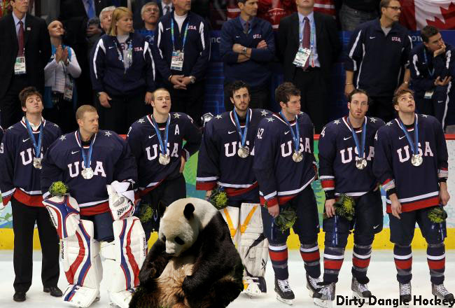 let's take a look at the potential rosters for the upcoming Olympic ...