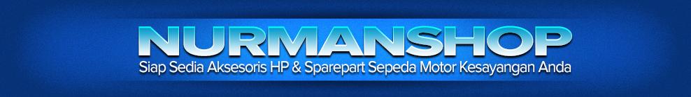 Siap Sedia Aksesoris HP dan Sparepart Sepeda Motor Murah Berkualitas