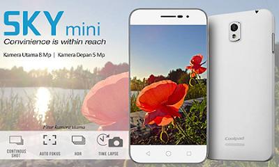 Harga HP Coolpad SKY Mini E560 terbaru