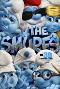 The Smurfs, those cute little blue critters, will be back for yet another adventure on the big screen.