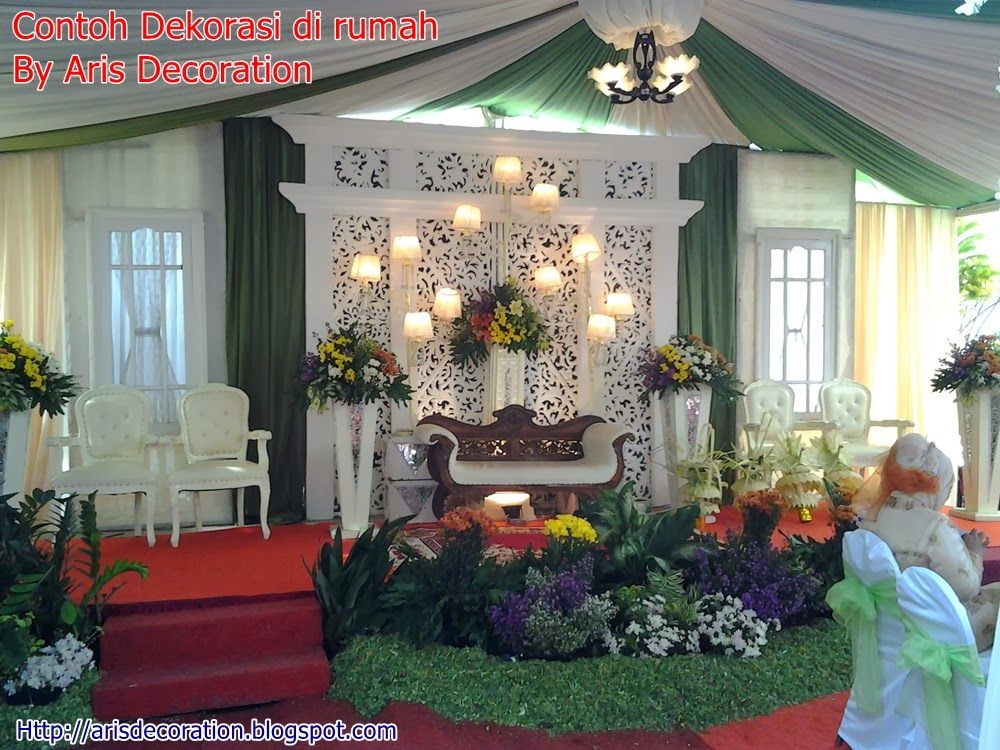 Dekorasi di rumah by Aris Decoration