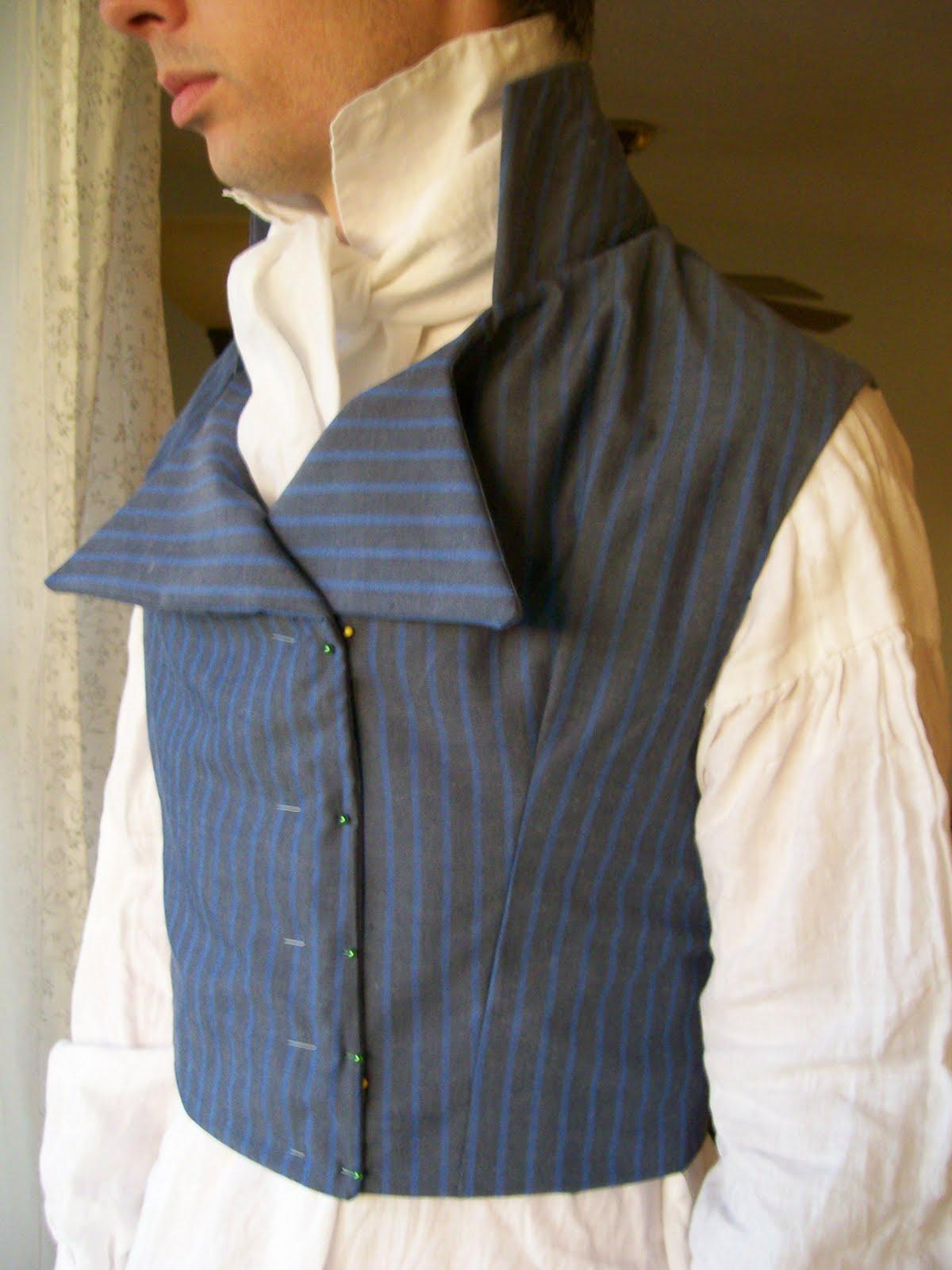 Waistcoat Cravat Women Fashion