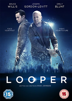 Filme Poster Looper – Assassinos do Futuro DVDRip XviD & RMVB Legendado