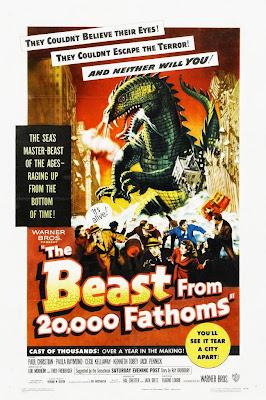 El monstruo de tiempos remotos (1953) Descargar y ver Online Gratis