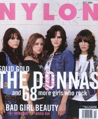 nylon magazine.