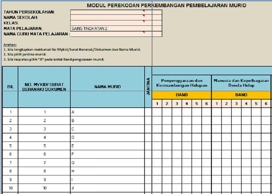 Blog Spi Kedah Teras Rendah Perekodan Pbs Pendidikan Islam