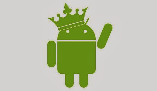 Google's Android OS there in 4 out of every 5 smartphones