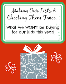 Santa's list should not include these toys