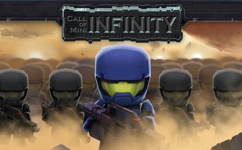 Call of Mini Infinity Apk + Data Mod (ilimitado)